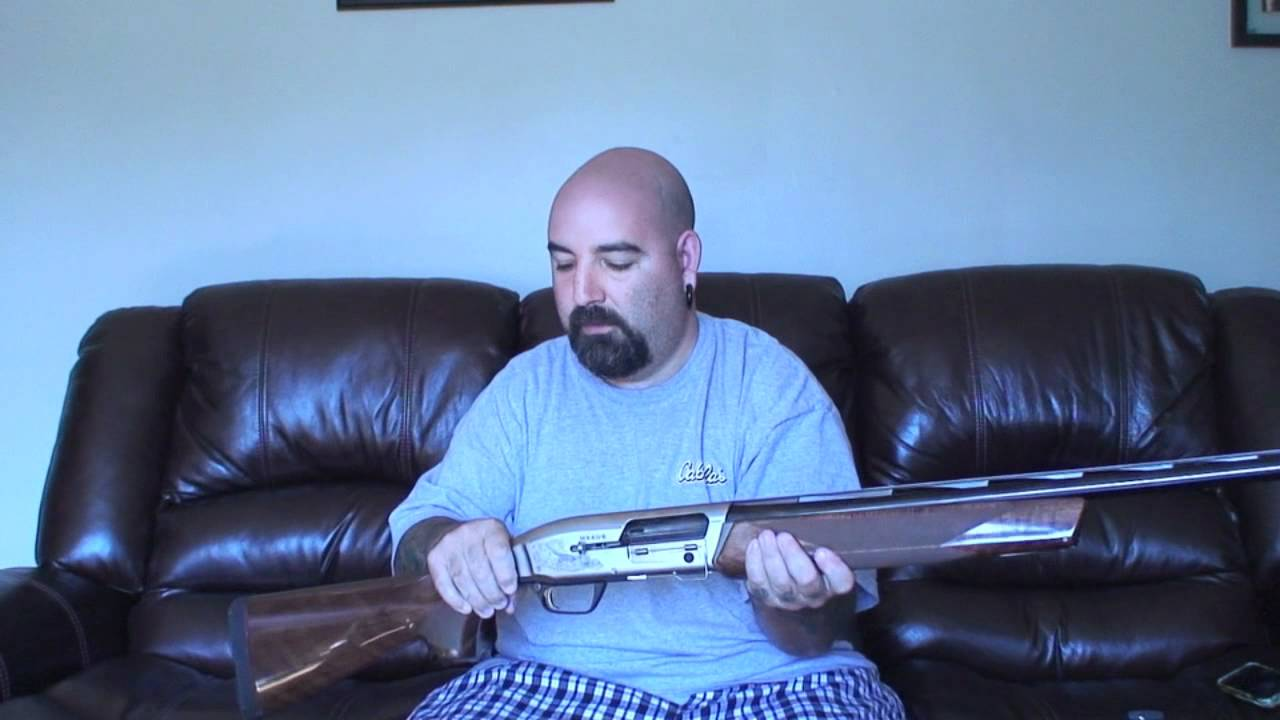 Browning Maxus Shotgun Review With The Yankee Cowboy Youtube