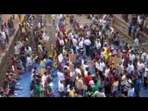 Telangana effect: 12-hour rail roko in Kokrajhar for creation of Bodoland