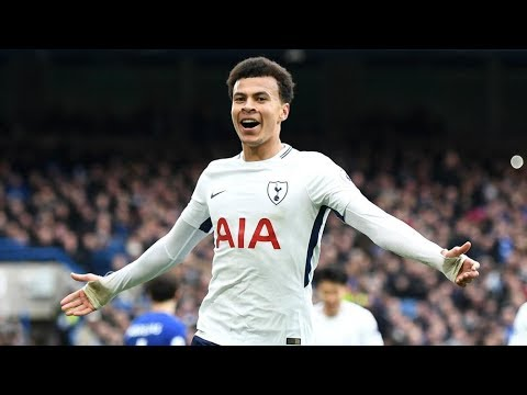Dele Alli | First 50 Goals for Tottenham Hotspur (HD)