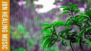 Nhạc thư giãn trị liệu - Nhạc không lời sâu lắng với âm thanh của mưa giông giúp tắm mát tâm hồn