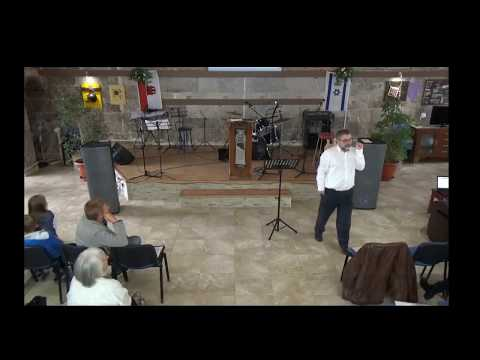 Bethel Live - - LIVE 17th April - Michael Mifsud -  Faith in Gods Love