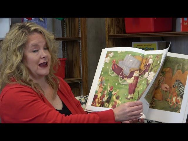 Storytime Adventures: The Reindeer Christmas