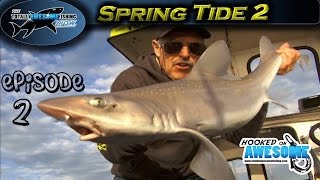 SPRING TIDE -  Episode 2 - Smoothound & Rays | TAFishing