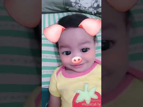 Cute Baby Citi @musically
