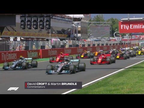 2018 Spanish Grand Prix: Race Highlights