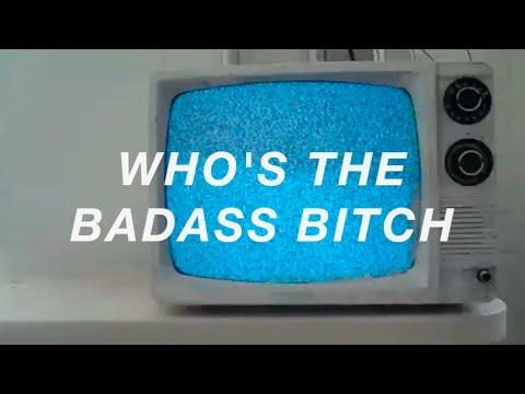 BITCH // LOLAWOLF (Lyrics Video - HQ Audio)