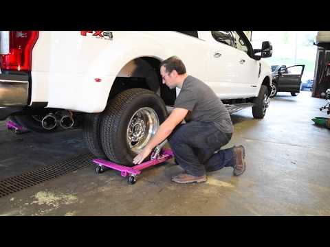 GoJak® SUV™ - Finally a Vehicle Jack/Dolly System built for Trucks and SUVs!