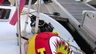 Inside Charter Yacht Braveheart - Sailing Catamaran Braveheart - Sailing BVI