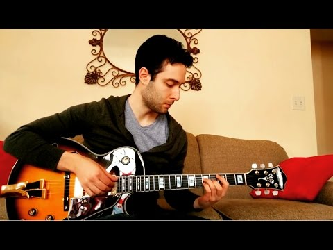 Don\'t Know Why - Norah Jones (Guitar Cover) - YouTube