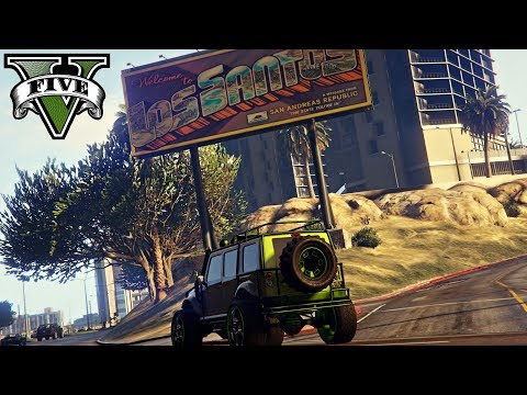 GTA 5 OFF-ROAD w/ Chelsea, Vash, Jellie, Devil & Norteck (GTA 5 Online)