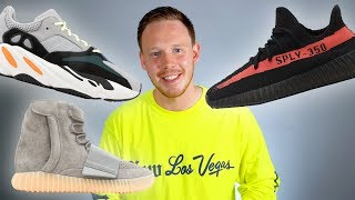 TOP 10 Adidas YEEZY Sneakers