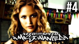 Need for Speed Most Wanted 2005 Gameplay Walkthrough Part 4 - TURBO & 100,000 BOUNTY