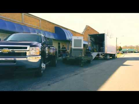 Midwest Rental Services Mitigation Trailer
