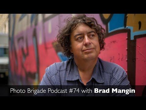 Brad Mangin - A Lifetime Shooting Baseball - Photo Brigade Podcast #74