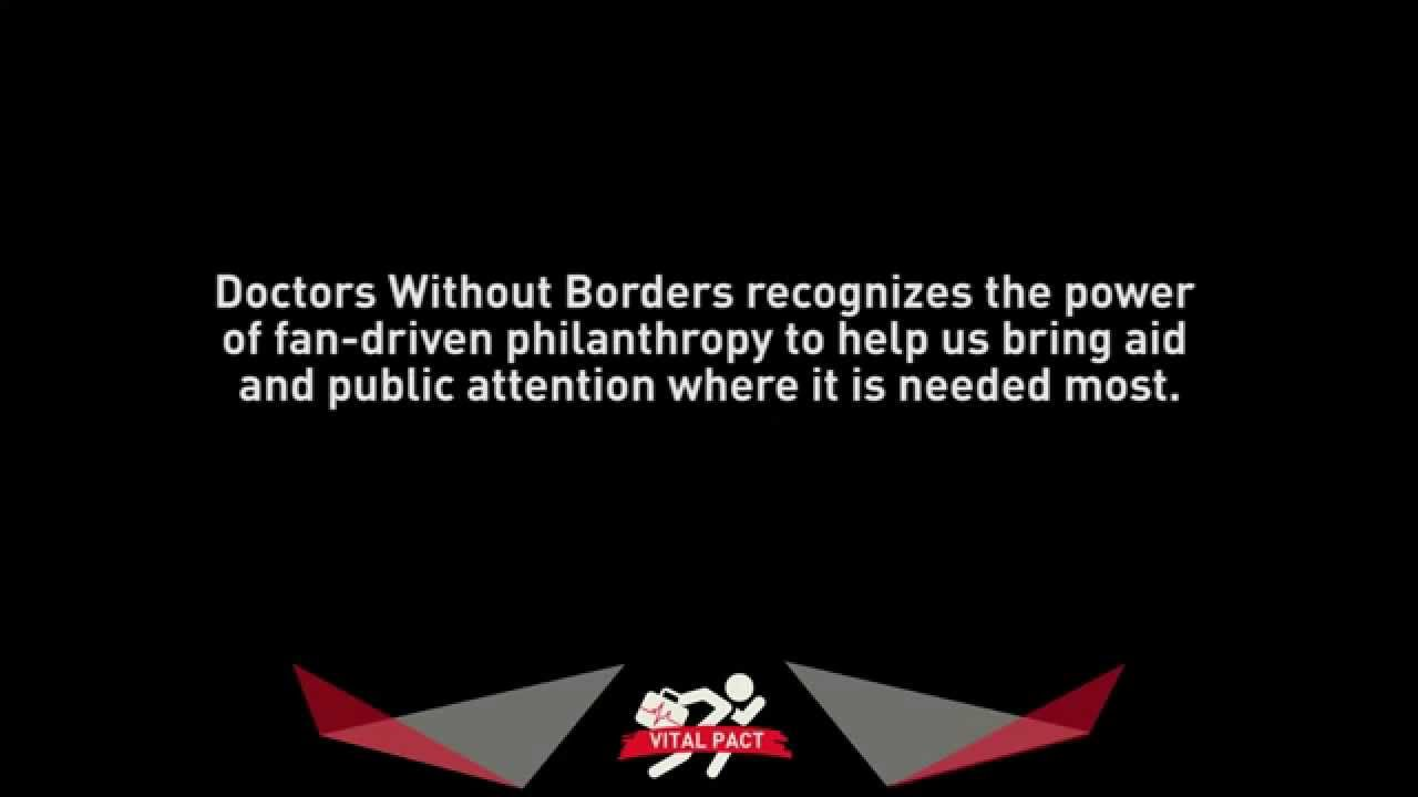 Doctors Without Borders Vital Pact Campaign