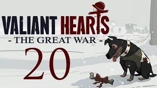 Valiant Hearts: The Great War - Прохождение игры на русском [#20] Хребет Вими