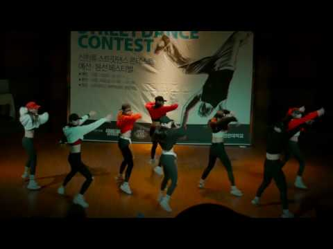 ALiEN | 2 ON + GDFR + TEAM Performance @ ShinHan Univ.