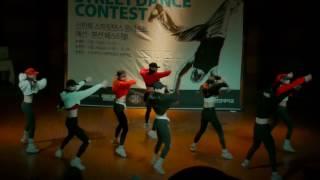 ALiEN | 2 ON + GDFR + TEAM Performance @ ShinHan Univ.