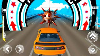 Сrazy Сars Race #3 (speed bump car drive) - Android Games Video