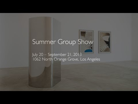 Summer Group Show: Los Angeles