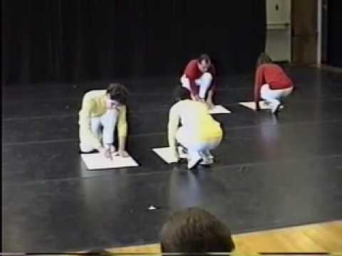 PAPER DANCE IMPROVISATIONS UNLIMITED