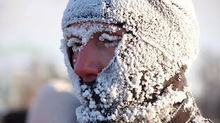 Страшные морозы пришли в Россию. Перекрывают дороги, закрывают трассы