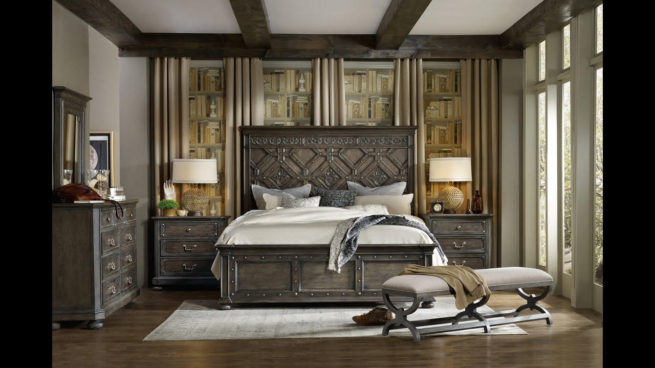 Vintage West Bedroom Collection 5700 by Hooker Furniture