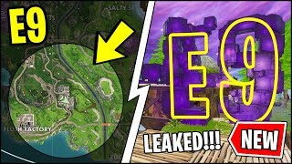 Fortnite *LEAKED* SECRET CUBE EVENT ENDING LOCATION!! *FLOATING ISLAND ONLY 2 HOURS LEFT* E9 THEORY