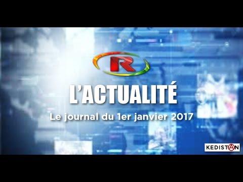 Ronahi TV | Journal 1er janvier 2017