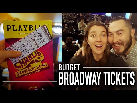 CHEAP BROADWAY TICKETS & The Perfect Last Night In New York