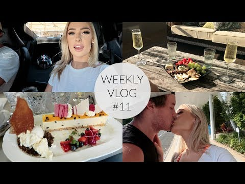 VALENTINES DAY, TRAVELLING TO MELBOURNE & MORE! | WEEKLY VLOG NO. 11