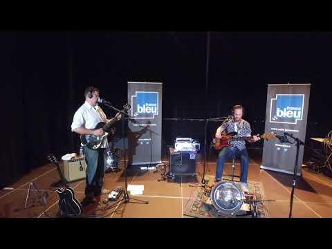 """Electric Blues Duo """"Back home"""" sur France Bleu Poitou"""