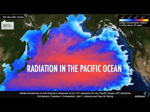 Fukushima Update, The Pacific Ocean is dying