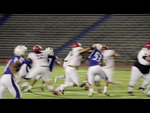 Highlights: Lake View vs Brownfield High School varsity football, Sept. 25, 2020