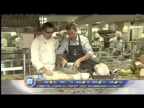 SAIT Culinary Campus Preps for Thanksgiving - October 10th