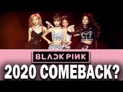 Blackpink Comeback 2020 Confirmed Youtube