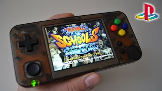 The BEST Playstation Emulation Handheld ?