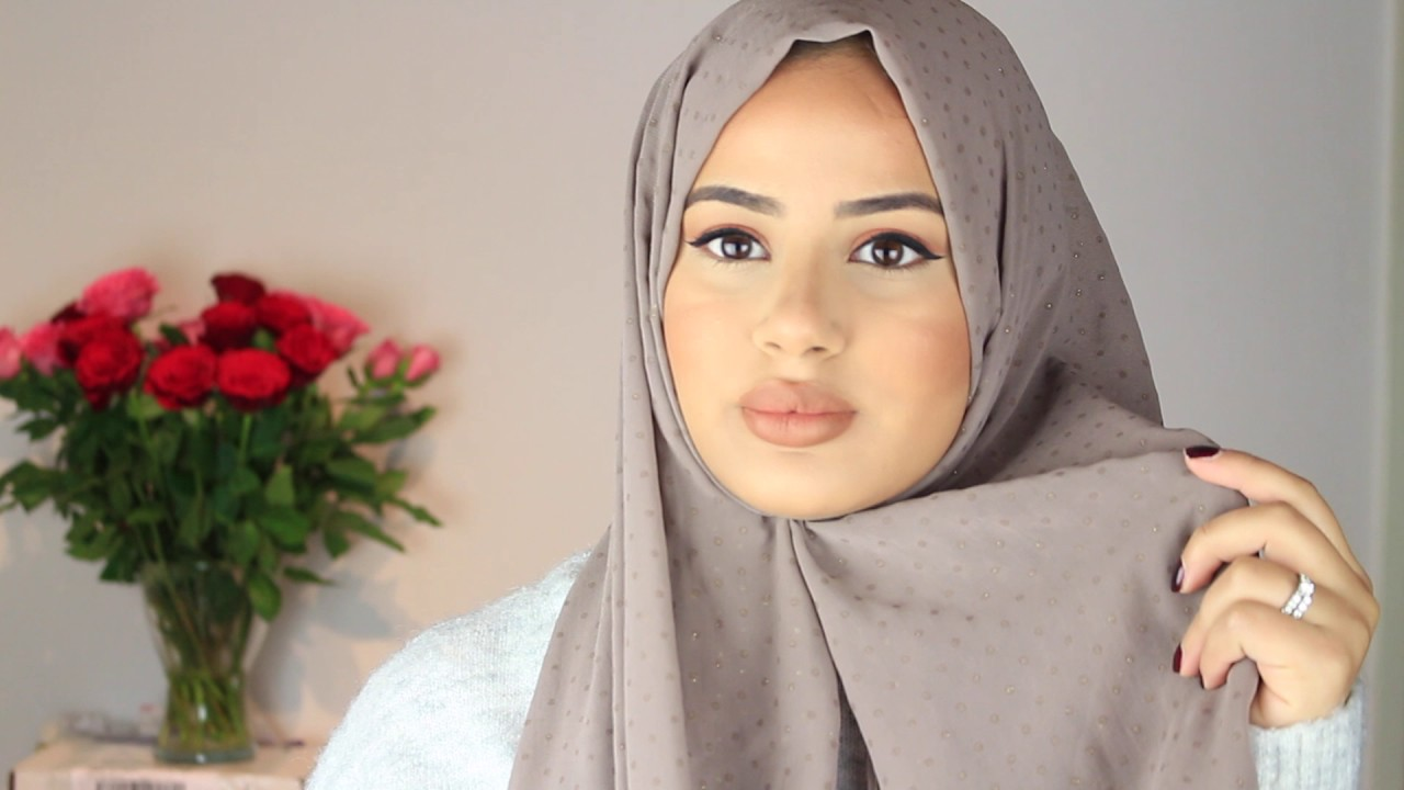 Easy Hijab Styles For Beginners Hijab Tutorial Youtube
