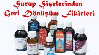 Turn Syrup Bottles into Amazing | Craft