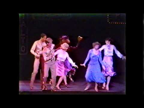 42nd Street finale 1st National Tour