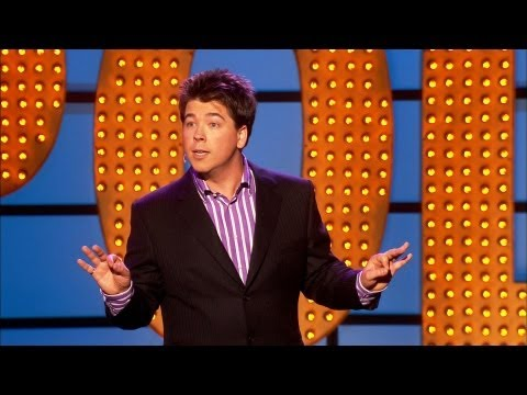 Michael McIntyre on Public Transport - Live at the Apollo - BBC