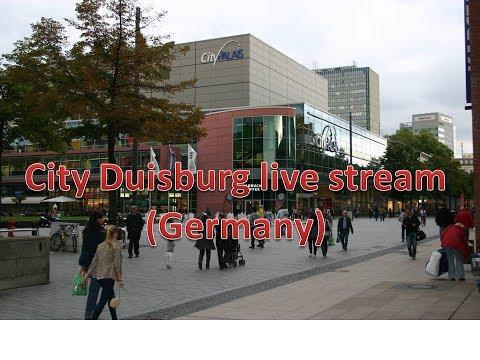 City Duisburg live Stream  (Germany)