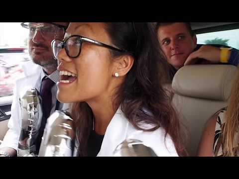 BISH GRADUATION 2017 | CARPOOL KARAOKE