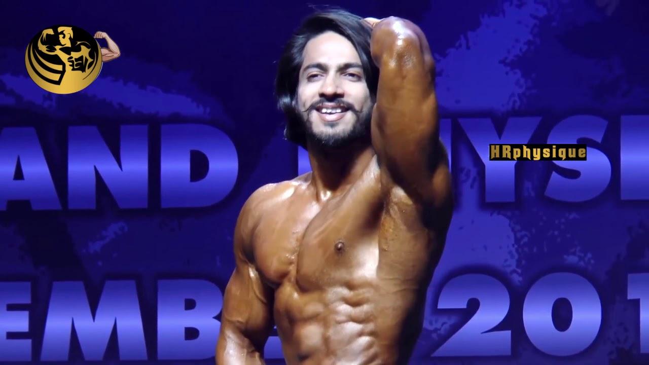 Download Thakur Anoop Singh Winning Performance Bodybuilding India,Physique Sports BANGKOK 24 to 30Nov.2015