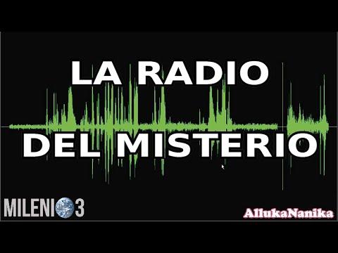Milenio 3 - Los programas de la radio del misterio - YouTube