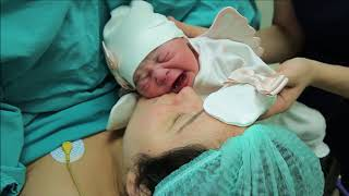 Derin bebek doğum klibi Op Dr Ayhan Yılmaz