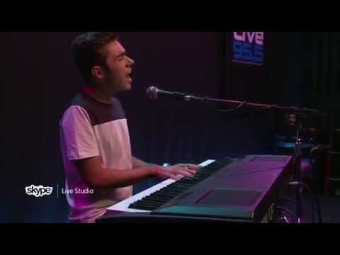 Nathan Sykes - Over And Over Again (LIVE 95.5)