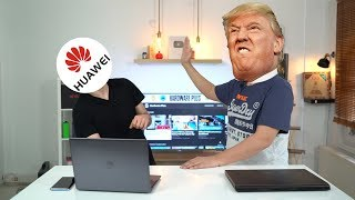 Huawei'ye büyük şok! Google ve Intel'den yaptırım!!!