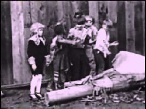 First OUR GANG film (1922)