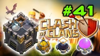 Clash Of Clans #41 - Clan Castle Strategy and 1.2.3 Farming Attack Strategy